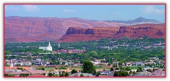Area Information - St. George, Utah - Ramada Inn St. George